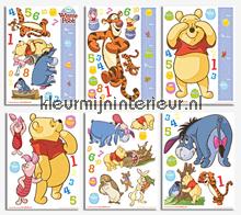 Winnie the Pooh sticker-set interieurstickers Walltastic Baby Peuter