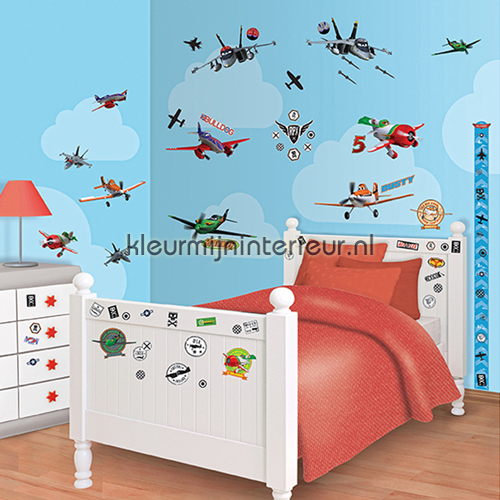 Planes sticker-set