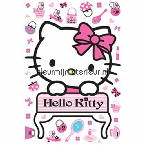 hello kitty adesivi murali 41360 sale wall stickers Decofun