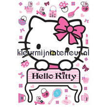 Hello kitty vinilo decorativo Decofun oferta