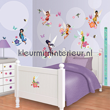 Fairies sticker-set interieurstickers Walltastic meisjes