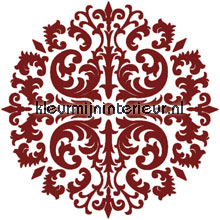Barok bruin decoration stickers sale wall stickers