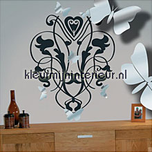 ornament sticker wallstickers salg