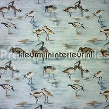 Sea birds gordijnen Prestigious Textiles jongens