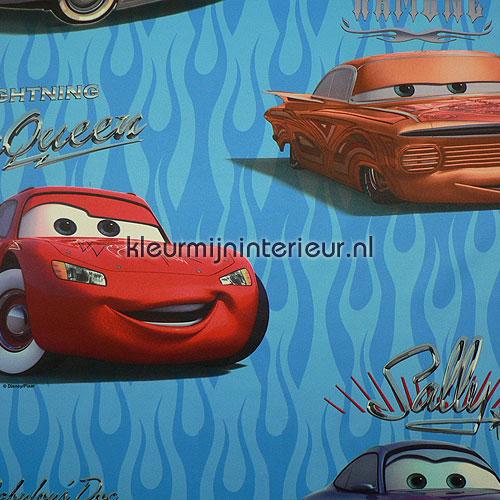 Cars l-blauw verduisterend gordijnen | kleurmijninterieur.nl