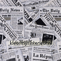 Kranten tendaggio Tutti-immagini
