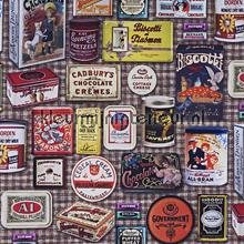 Vintage gordijnen Kleurmijninterieur jongens