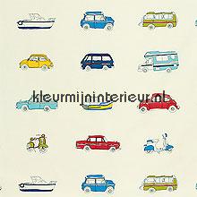 go go retro curtains go go retro 3232 Cars - Transport Harlequin