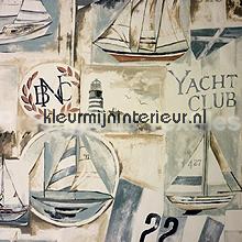 Yacht club gordijnen Prestigious Textiles jongens