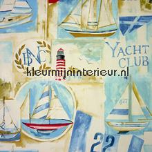 Yacht club curtains Prestigious Textiles boys