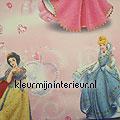 prinsessen verduisterend children's curtains
