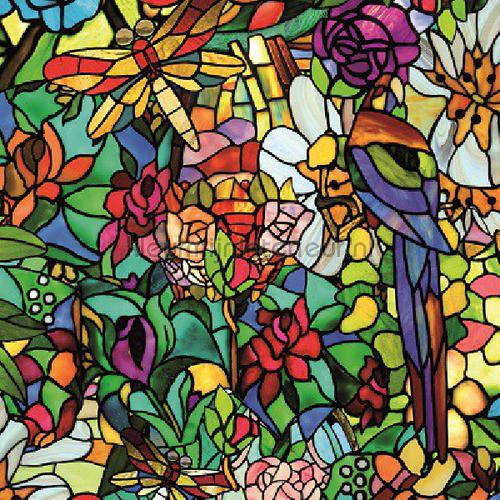 Fel gekleurd raamfolie plakfolie 200-3231 DC-fix collectie