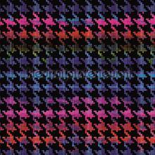 Ruitje gekleurd velours self adhesive foil 293-0202 pattern DC-Fix