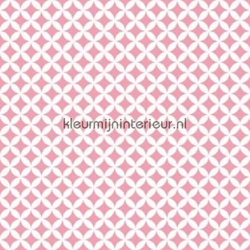 Retro roze plakfolie 13468 motieven Gekkofix