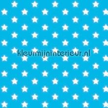 Sterren blauw selvklaebende plast Gekkofix alle billeder
