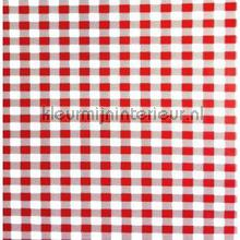 Check Red-White plakfolie Kitsch Kitchen Reflectiv