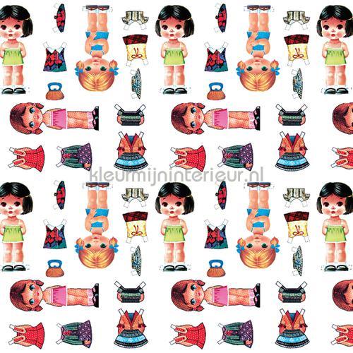 Dressed Up Girl pelicula autoadesiva SF0014 motivos Kitsch Kitchen