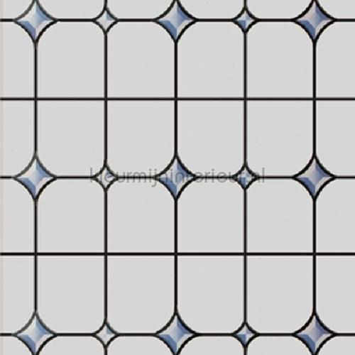 Glas in lood  - subtiele look self adhesive foil 61-2290 Patifix collection