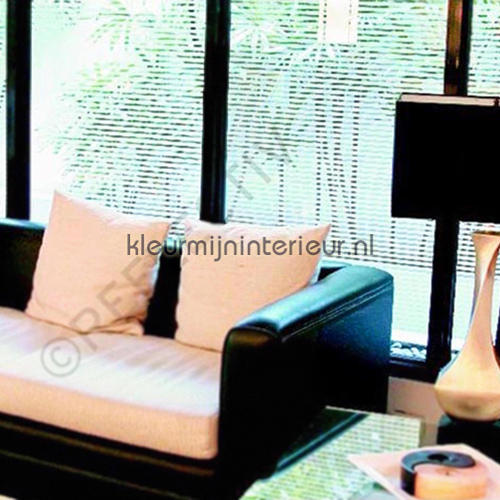 Decoratieve professionele raamfolie lámina adhesiva INT 212 75 cm breed Room set photo's Reflectiv