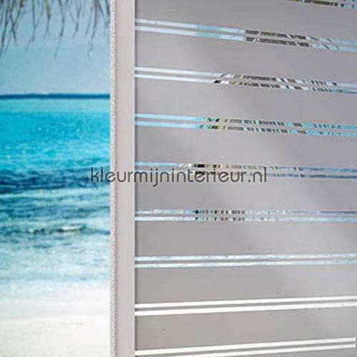 Decoratieve professionele raamfolie lámina adhesiva INT 230 75 cm breed Room set photo's Reflectiv