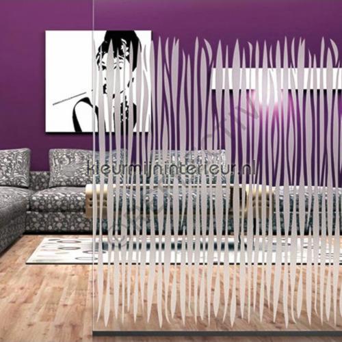 Decoratieve professionele raamfolie selvklaebende plast INT 606 152 cm breed Raamfolie prof Reflectiv