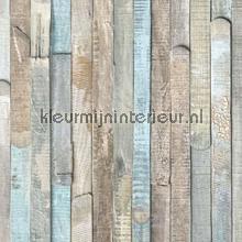 Hout gestrookt plakfolie DC-Fix hout