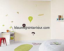 montgolfiere decoration stickers 1266_15_20 figures Caselio