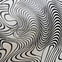 Spiral zwart op wit feuille autocollante DC-Fix Pierres Béton