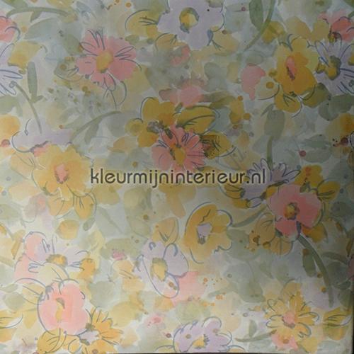 Aquarel bloemen plakfolie aanbieding plakfolie DC-Fix