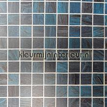 Mosaic tegeltjes blauw plakfolie DC-Fix