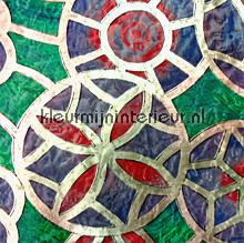 Gekleurde bloemen plakfolie DC-fix collectie