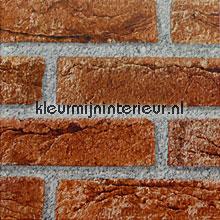 Baksteen rood plakfolie DC-Fix Stenen Beton