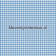 Vichy blauw plakfolie DC-Fix motieven