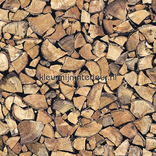 brandhout plakfolie 2003097 DC-Fix