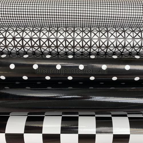 knutselpakket zwart wit plakfolie knutselpakket zwartwit