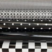 Knutselpakket zwart wit self adhesive foil all images