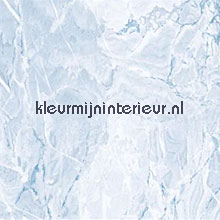 Blauw plakfolie DC-Fix marmer