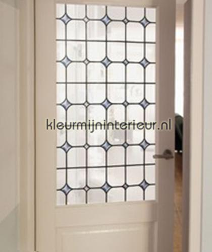 Glas in lood  - subtiele look -