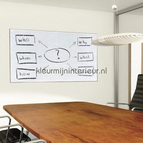 whiteboard folie lámina adhesiva 11946 Room set photo's Gekkofix