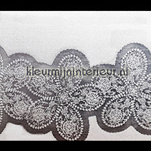 Lace self adhesive foil Gekkofix static
