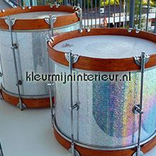 Metallic zilvergrijs plakfolie DC-Fix Zilver Goud Metallic