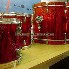 Metallic rood plakfolie DC-Fix Zilver Goud Metallic