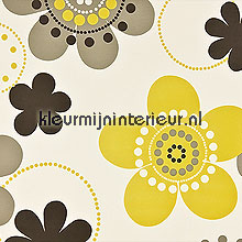 Mimo tafelzeil Dutch Wallcoverings bloemen
