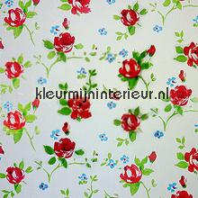 Rosebud rideau Prestigious Textiles stress