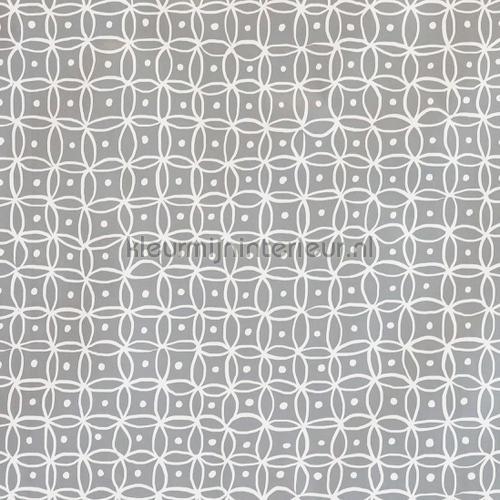 Modern motief grijs oilcloth moderne Kleurmijninterieur