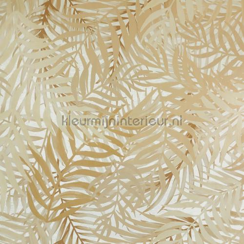 Botanisch beige oilcloth decors prints Kleurmijninterieur