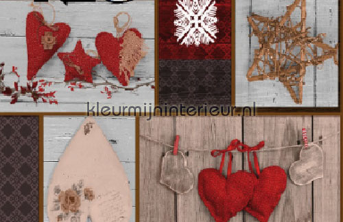 Kleur Mijn Interieur : Kerst collage kerst collage tafelzeil kleurmijninterieur tafelzeil