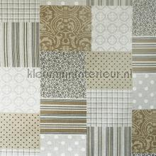 Patchwork beige table covering Kleurmijninterieur all images