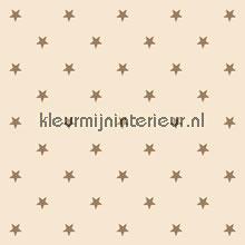 star creme tafelzeil Kant - Kerst Kleurmijninterieur