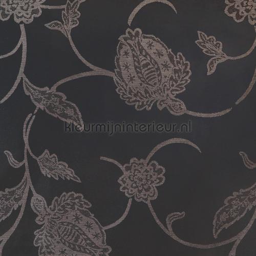 Taupe bloem tafelzeil bloemen Kleurmijninterieur
